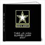 jr. high summer camp - 8x8 Photo Book (39 pages)