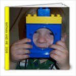 Nathan and Me -2008-6 - 8x8 Photo Book (20 pages)