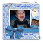 Erics first year - 8x8 Photo Book (20 pages)