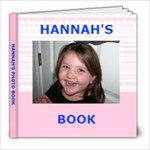hannah- peters - 8x8 Photo Book (20 pages)