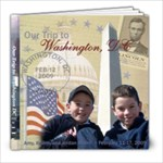 Washington DC - 8x8 Photo Book (20 pages)