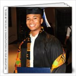 LANREDINA S-GRADUATION - 12x12 Photo Book (20 pages)