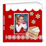xmas05 - 8x8 Photo Book (20 pages)