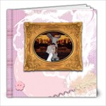 Vegas wedding unposed - 8x8 Photo Book (20 pages)