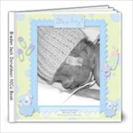 Braden s Nicu Book revised - 8x8 Photo Book (20 pages)