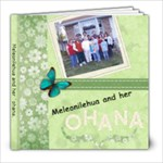 meleonilehua and her ohana - 8x8 Photo Book (20 pages)