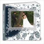 Wedding_I - 8x8 Photo Book (20 pages)