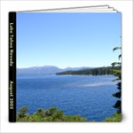 Lake Tahoe - 8x8 Photo Book (20 pages)