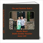 Carolina - 8x8 Photo Book (20 pages)