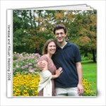 FINAL wedding photo book - 8x8 Photo Book (20 pages)