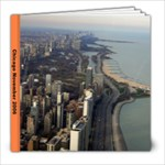 Chicago November 2006 - 8x8 Photo Book (20 pages)