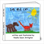 Dog and Cat - 8x8 Photo Book (20 pages)