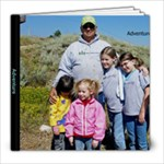 Adventure Album - 8x8 Photo Book (20 pages)