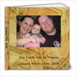 Virginia - 8x8 Photo Book (20 pages)