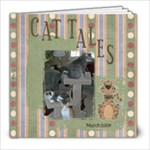 Cat Tales  - 8x8 Photo Book (20 pages)
