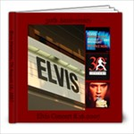 Elvis Concert - 8x8 Photo Book (20 pages)