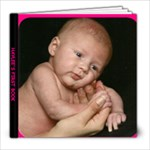 HAYLEE S FIRST BOOK - 8x8 Photo Book (20 pages)