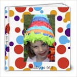 Gabby 6th - 8x8 Photo Book (20 pages)