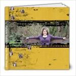 Malissa-Bordered - 8x8 Photo Book (20 pages)
