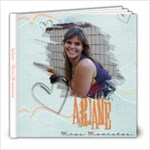 Ariane - 8x8 Photo Book (20 pages)