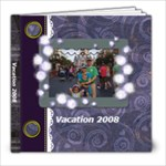 Florida2008 - 8x8 Photo Book (20 pages)