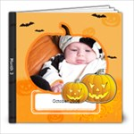 Bella October - 8x8 Photo Book (20 pages)