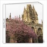 UK trip Book - 8x8 Photo Book (39 pages)