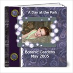 botanic gardens - 8x8 Photo Book (20 pages)