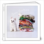 Coco Couture - 8x8 Photo Book (20 pages)