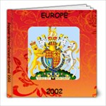 Europe1 - 8x8 Photo Book (20 pages)