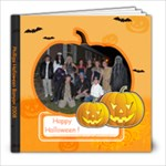 Phillips Halloween Banyan 2008 ! - 8x8 Photo Book (20 pages)