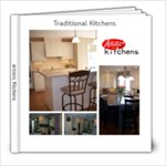 Traditional Kitchens 2 - 8x8 Photo Book (20 pages)