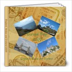 europe - 8x8 Photo Book (30 pages)