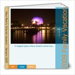 Orlando 01/09 - 8x8 Photo Book (20 pages)