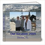 vacation - 8x8 Photo Book (20 pages)