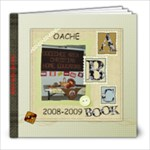 OACHE1 - 8x8 Photo Book (20 pages)