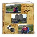 carcassonne - 8x8 Photo Book (30 pages)