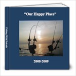 Dad s fishing book - 8x8 Photo Book (20 pages)