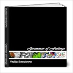Grammar of Feelings - 8x8 Photo Book (20 pages)