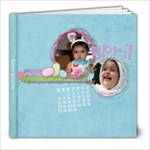 Easter 09 1  - 8x8 Photo Book (20 pages)