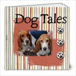 Dog Tales - 8x8 Photo Book (20 pages)