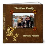 Family vacation 1 - 8x8 Photo Book (20 pages)