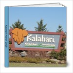 Kalahari - 8x8 Photo Book (20 pages)