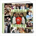 junior year - 8x8 Photo Book (20 pages)