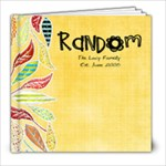 random 2009 - 8x8 Photo Book (20 pages)