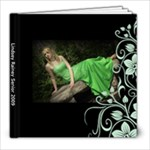 Lindsey Rainey Senior Book - 8x8 Photo Book (20 pages)