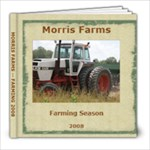 Farming 2008 - 8x8 Photo Book (20 pages)