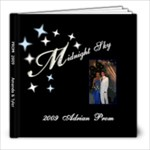 prom adrian #1 - 8x8 Photo Book (20 pages)