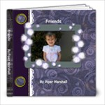 My Friends - 8x8 Photo Book (20 pages)