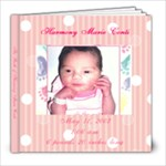 Harmony s Birth - 8x8 Photo Book (20 pages)